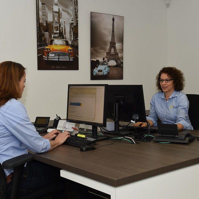 Customer-Service-EVC